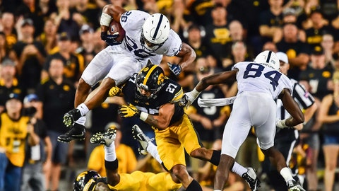 ON THE RISE: Saquon Barkley, RB Penn State