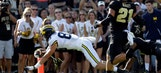 Purdue's Brohm after Michigan loss: 'We need to tone it down a little bit'