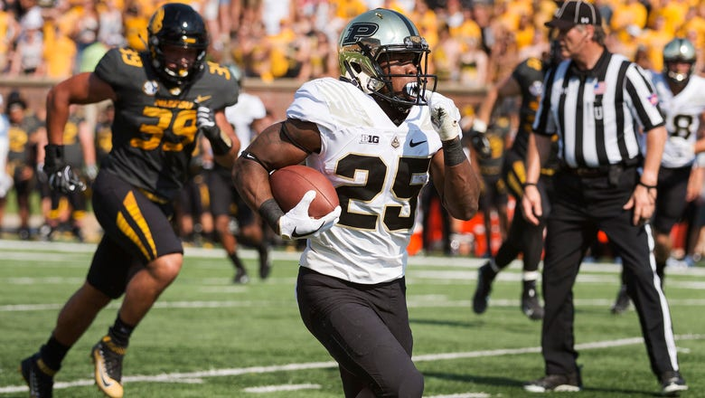 Boilermakers dominant on both sides of the ball in 35-3 win over Missouri