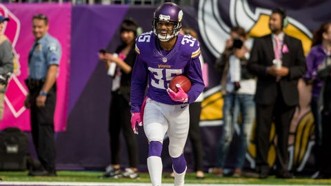 CB/PR/KR Marcus Sherels, unrestricted