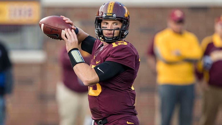 Rhoda takes over as Gophers' QB with Middle Tennessee up next