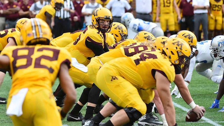 Upon Further Review: Gophers vs. Middle Tennessee State