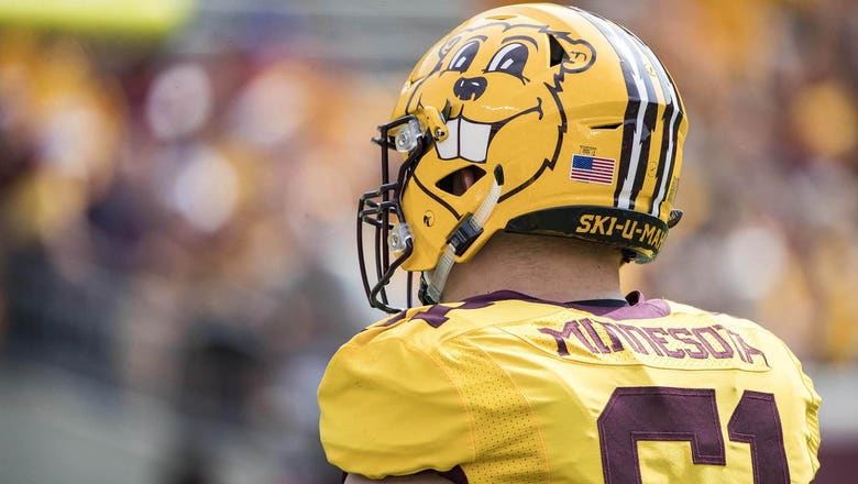PHOTOS: Gophers vs. Middle Tennesse State
