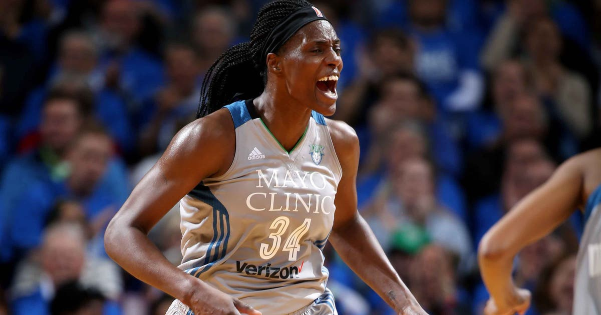 Sylvia Fowles Minnesota Lynx Hold On To Beat Sparks 70 68