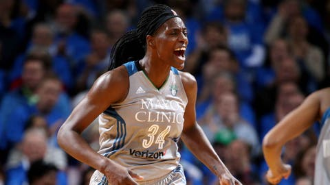 Lynx defense the difference in series-tying Game 2 win