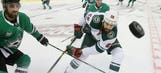 Zucker scores for Wild in 4-1 preseason loss