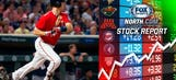 Twins first baseman Mauer's average keeps climbing