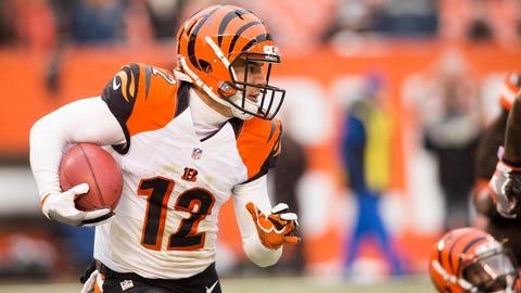 Alex Erickson, WR, Cincinnati Bengals