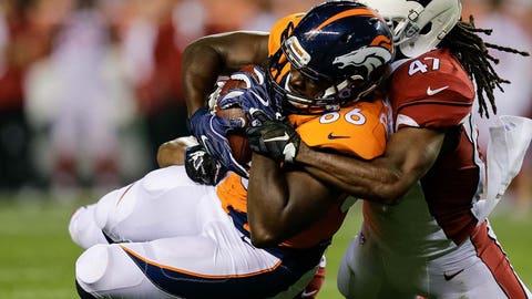 Austin Traylor, TE, Denver Broncos
