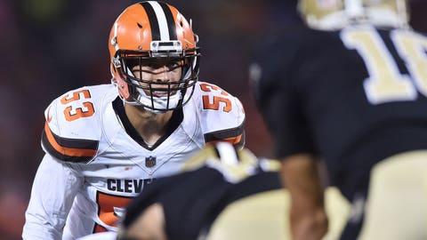 Joe Schobert, LB, Cleveland Browns