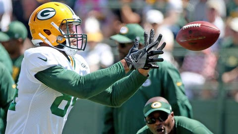 Lance Kendricks, TE, Green Bay Packers