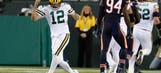 Rodgers tosses 4 touchdowns, Packers roll over Bears 35-14