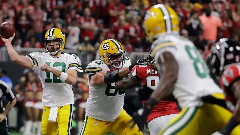 Upon Further Review: Packers at Falcons
