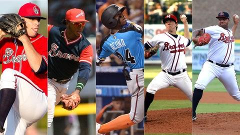 2017 Braves All-Prospect Team