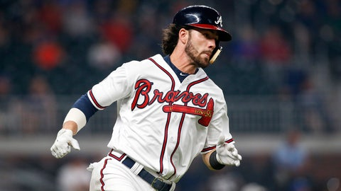 Dansby Swanson is reestablishing his long-term promise