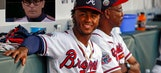 Winning: Braves' Ozzie Albies gets shoutout from Ricky Vaughn