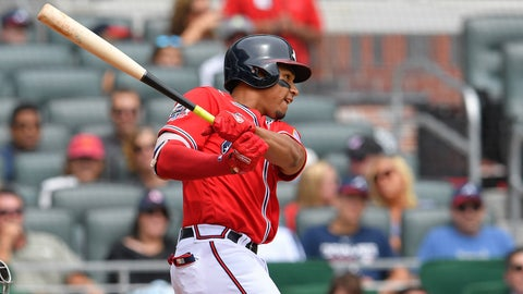 3. Braves receiving better production from younger third-base options
