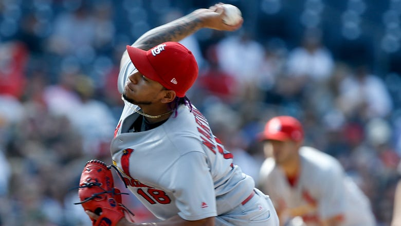 Martinez to celebrate 26th birthday with start against Reds