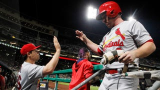 WATCH: Cardinals stage ninth-inning comeback against Pirates