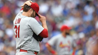Lance Lynn: 'We didn't give away games, we got beat'