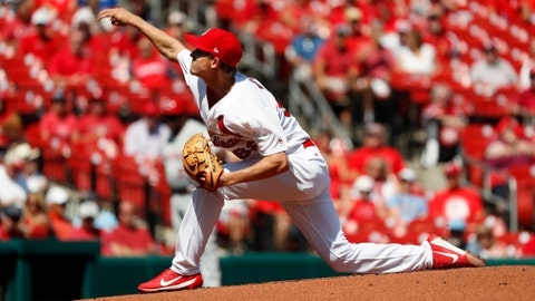 Reds rookie shuts out Cardinals in 6-0 win