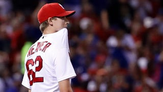 Weaver on 10-2 loss to Cubs: 'A lot to be learned from the night'