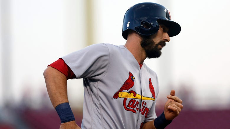 Cardinals score early and often in 9-2 win over Reds