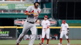 Carp on Cardinals playing meaningful games in Sept.: 'That's what it's all about'