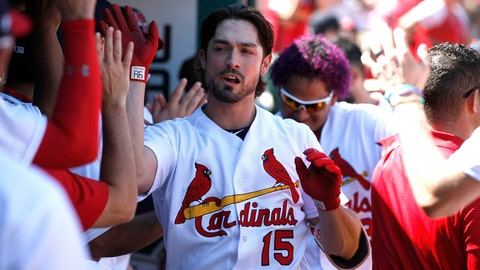 Blue Jays acquire Randal Grichuk from Cardinals