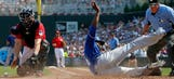 Twins come up short in back-and-forth against Royals