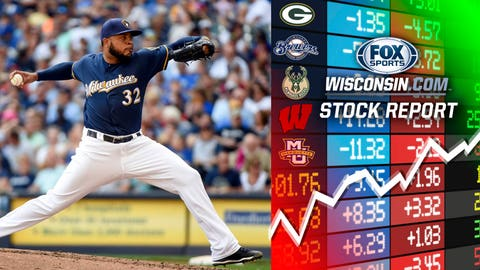Marlins-Brewers Series Shifts to Miller Park