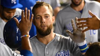 Alex Gordon says changes in approach have led to September success