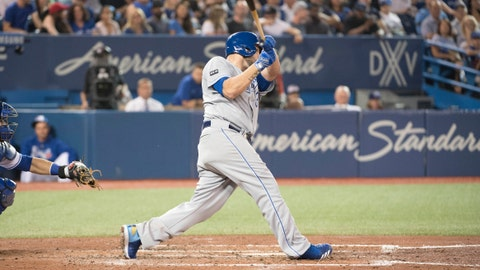 Toronto cruises past Royals — Blue Jays notebook