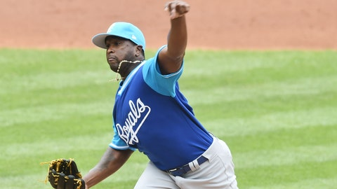 Royals Pummeled By Twins
