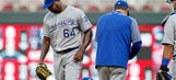 Royals blanked 17-0 by Twins