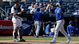 WATCH: Royals' Salvy, Moose go back to back