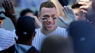 Royals' Yost sees a lot to like in rookie home run champ Aaron Judge