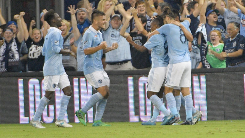 Sporting KC match Sunday vs. LA Galaxy to air on FSKC Plus and FSMW Plus