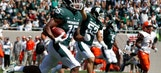 After offseason stroke, Smith scores as MSU routs Bowling Green