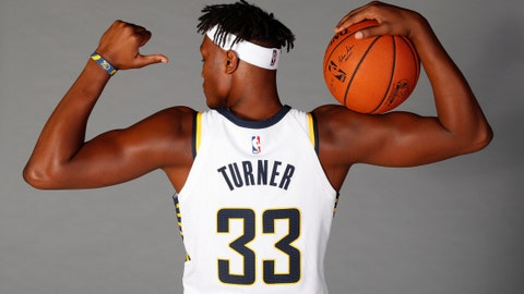 Myles Turner, forward/center