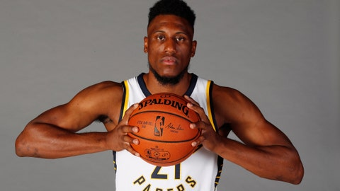 Thad Young, forward