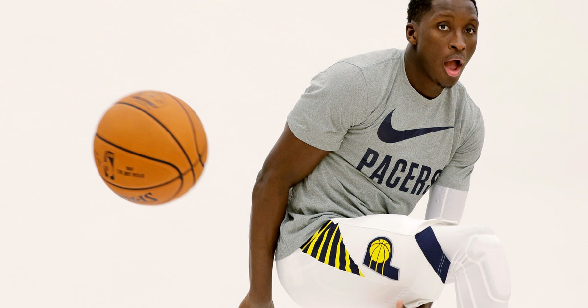 Pacers media day | FOX Sports