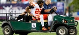Chiefs' Berry out for season with Achilles tendon injury