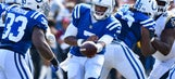 Colts officially install Brissett as new starting QB