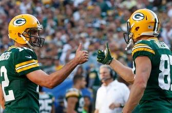 Rodgers, Packers' defense spark season-opener win over Seahawks