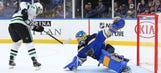 Blues shut out 4-0 in preseason matchup with Stars