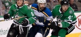 Blues trim training camp roster to 44 players