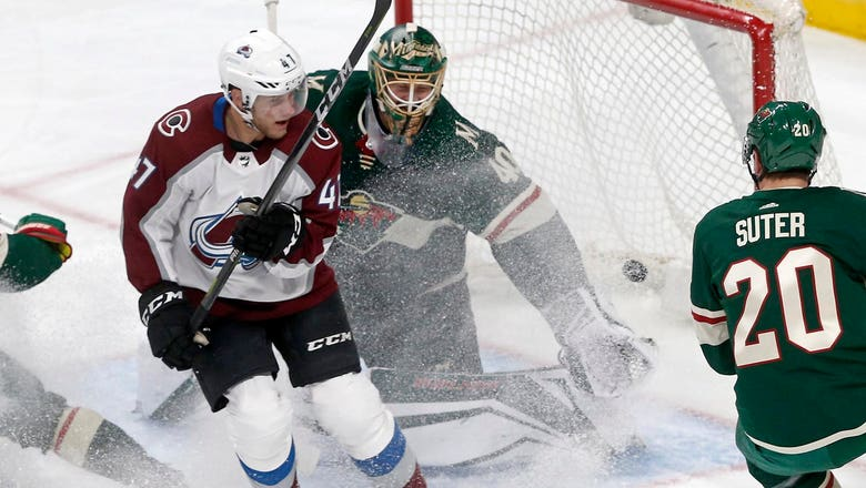Dubnyk sharp in goal as Wild improve to 3-0 in preseason