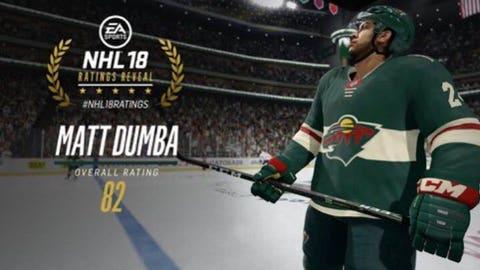 Matt Dumba, Wild defenseman