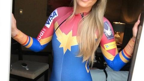 Lindsey Vonn, Olympic skier
